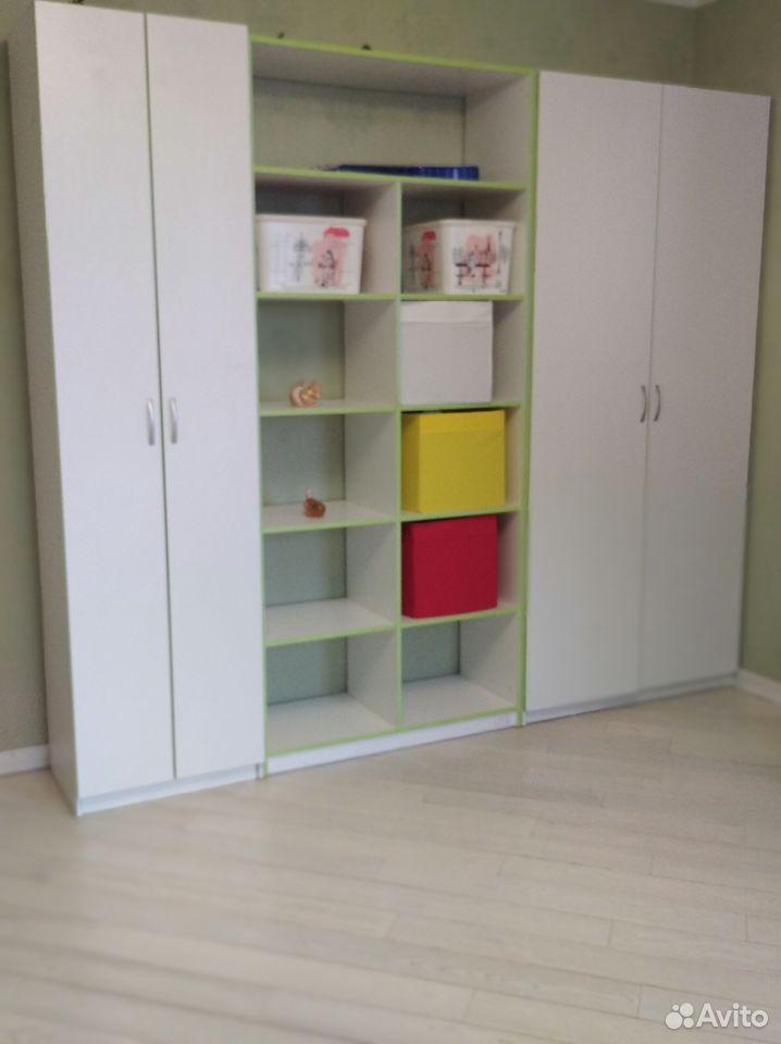 En uppsättning av möbler till barnkammaren  89214839690 köp 1