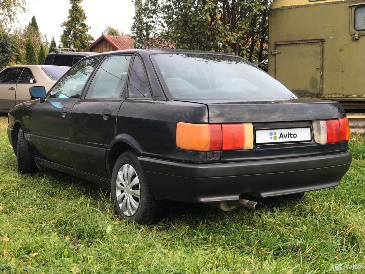 Audi 80, 1990  89097962016 купить 2