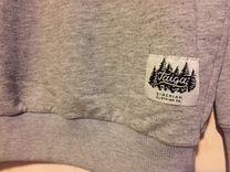 Серый свитер taiga (Siberian Clothing Co)