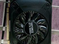 Palit GeForse GTX 1050 ti 4гб