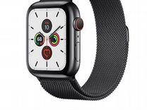Apple Watch S5 Milanese Steel