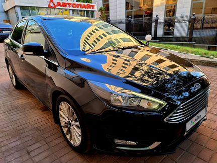 Ford Focus 2.0AMT, 2017, 68362км - авторынок - Объявления в Марксе
