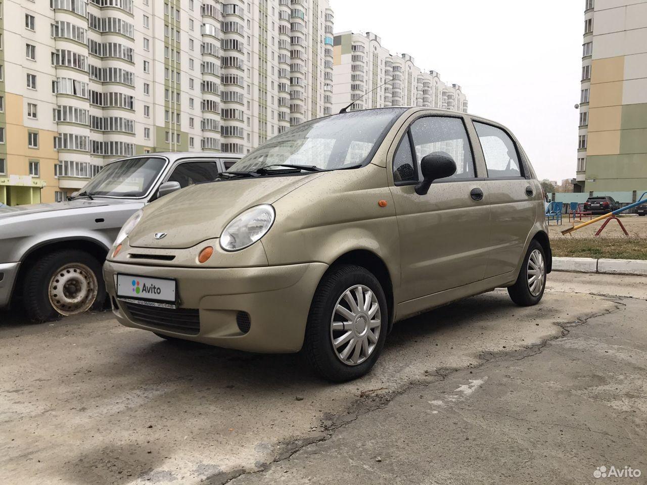 Daewoo Matiz, 2008  89066903227 купить 1