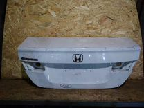 Крышка багажника Honda Civic хонда цивик FK2