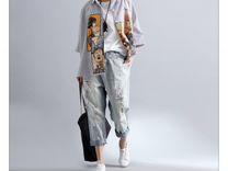 Блуза мультики