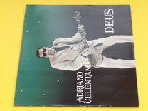 Adriano Celentano - Deus 1981 Ariola Germany / LP