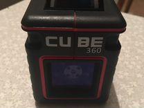 Лазерный уровень cube 360 home edition Новый