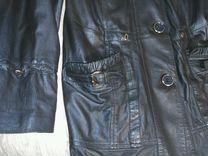 Куртка кожаная натуральная кожа