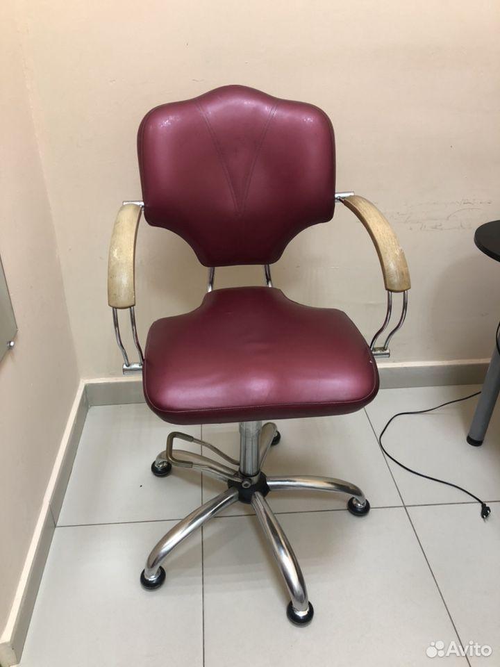 Парикмахерское кресло  89005187217 купить 1