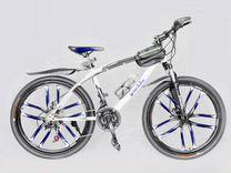 Новый Велосипед на литых дисках