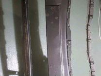 Бампер передняя киа рио 3 рестайлинг капот багажни