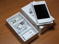 iPhone 4s 32gb white — Телефоны в Екатеринбурге
