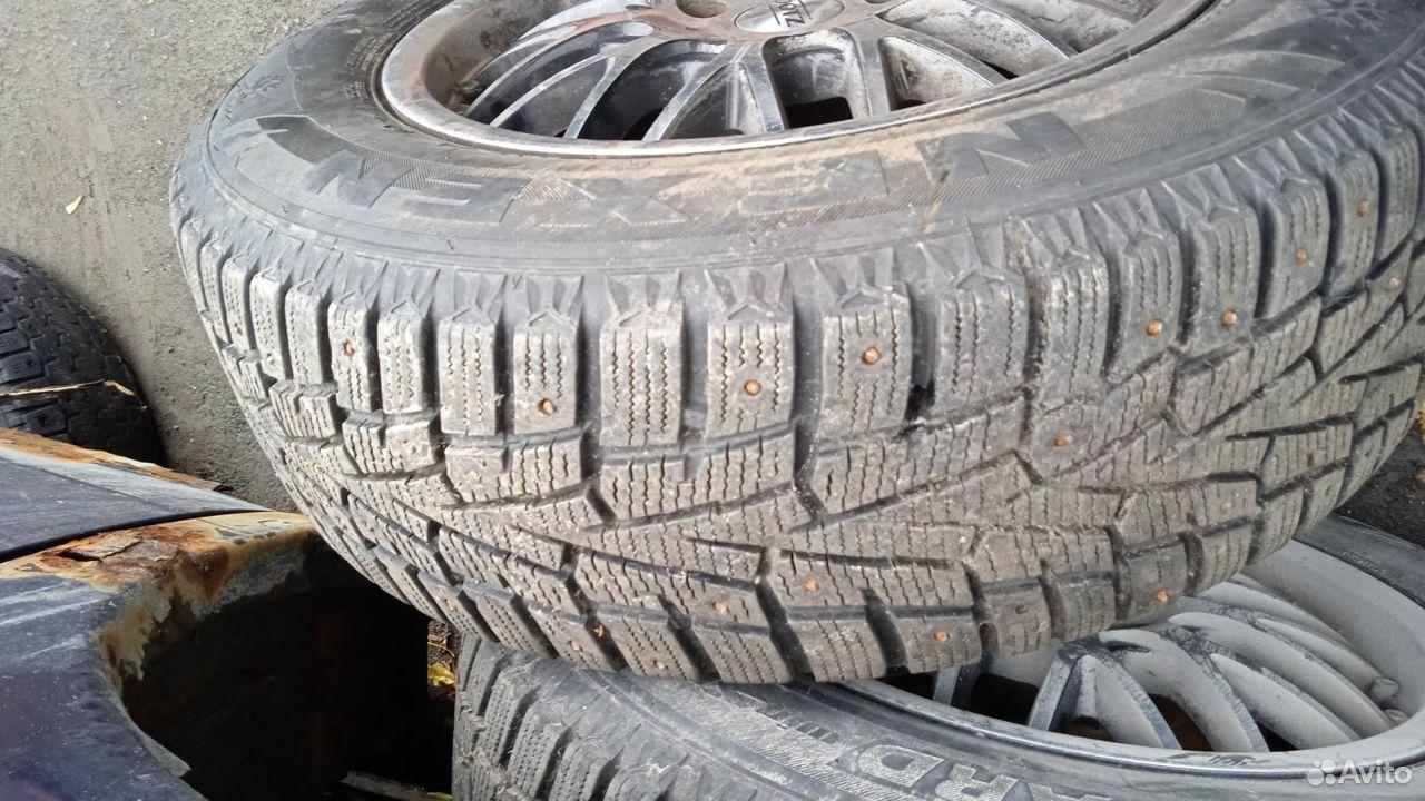Зимняя резина 4 колеса  89003820073 купить 5