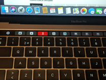Новый Macbook Pro 13.3 2019 touchbar i5 16gb 128gb