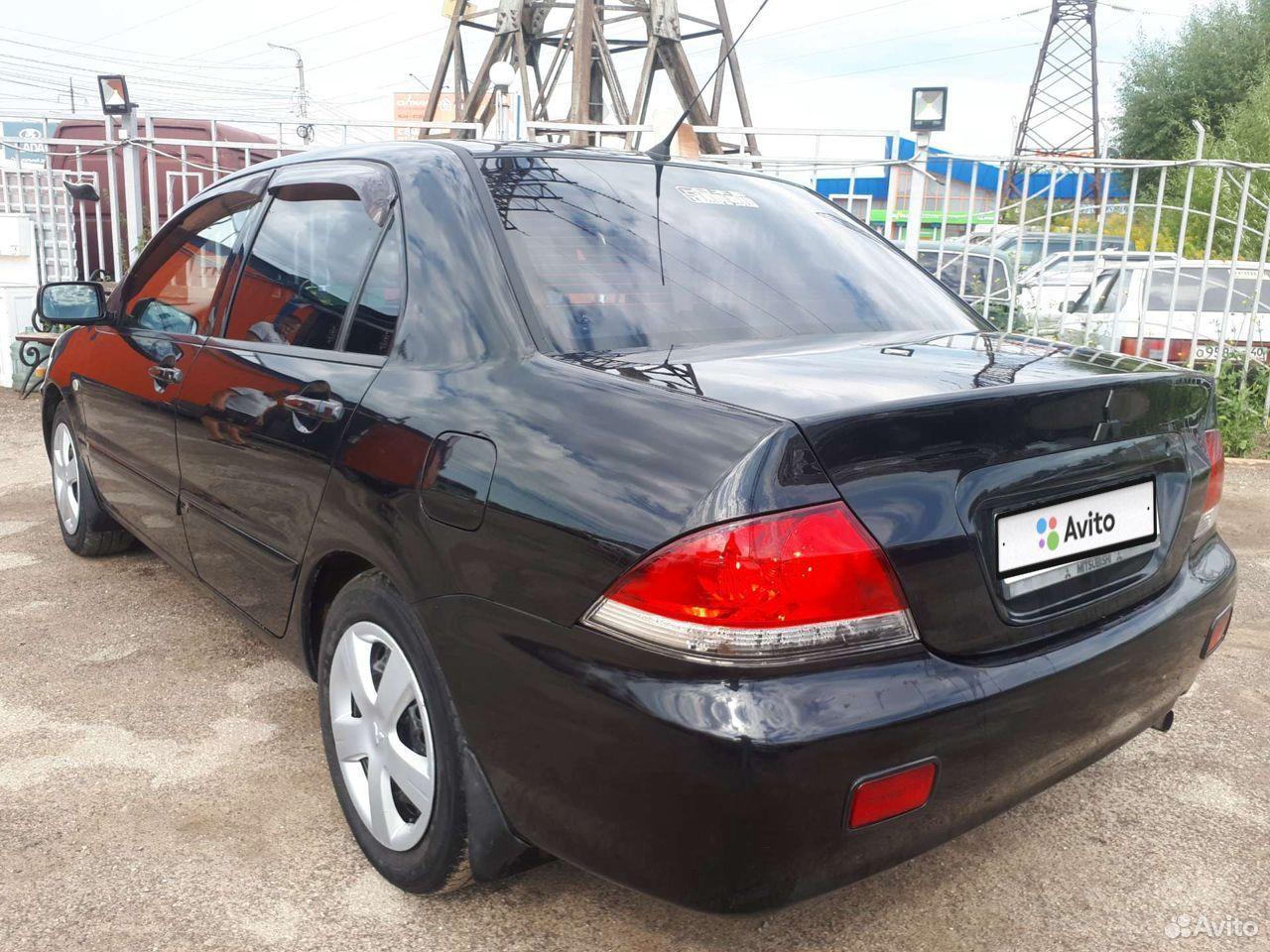 Mitsubishi Lancer, 2007  89206139999 купить 5