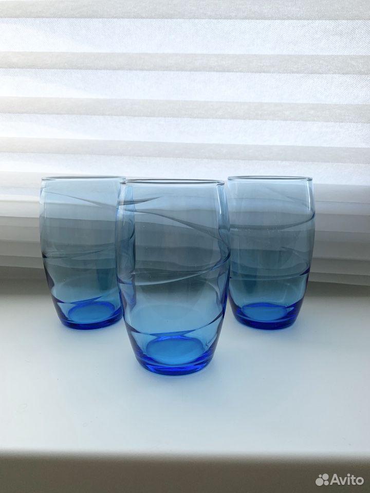 Тонкие французские стаканы Luminarc 3 шт  89210916109 купить 8