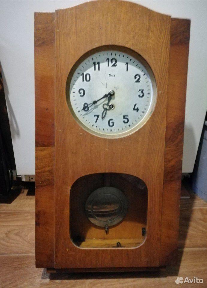 Часы настенные очз без боя  89870820216 купить 1