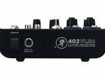 Новый микшерный пульт Mackie 402 VLZ 4