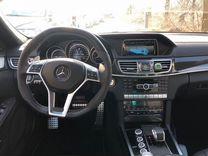 Разбор на запчасти Mercedes E63 AMG W212