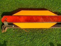 Знак аварийной остановки. СССР — Запчасти и аксессуары в Нижнем Новгороде