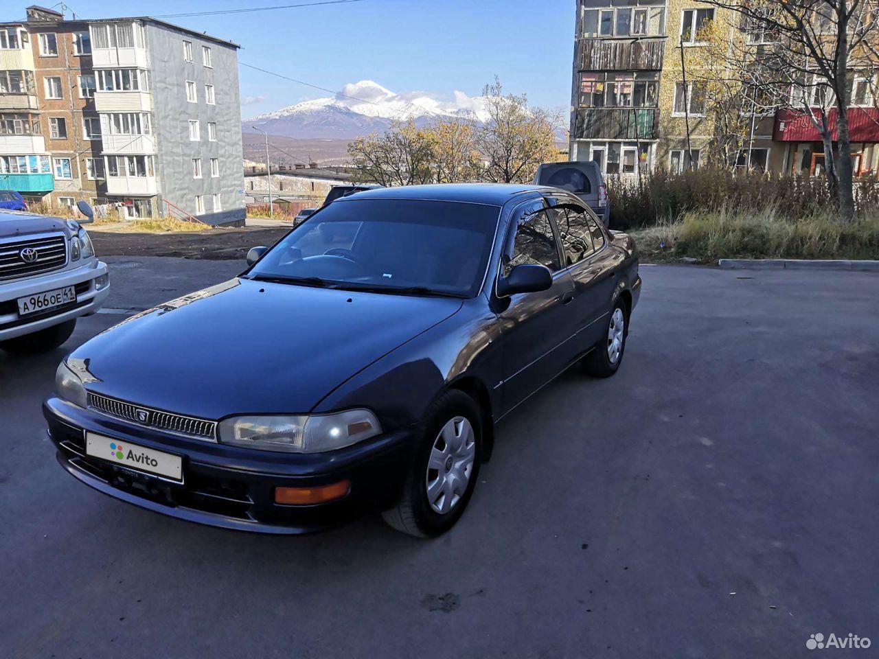 Toyota Sprinter, 1994  89147803069 купить 2