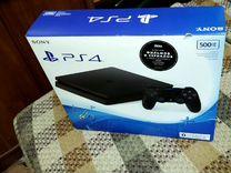 Продаю Sony PlayStation 4 Slim 500 гб