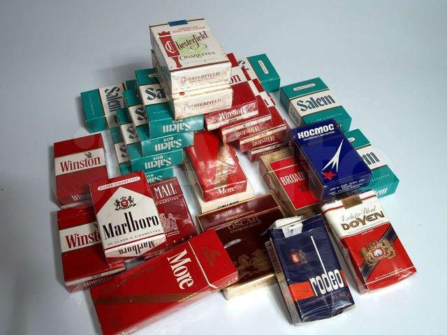 купить пустые пачки для сигарет оптом в россии