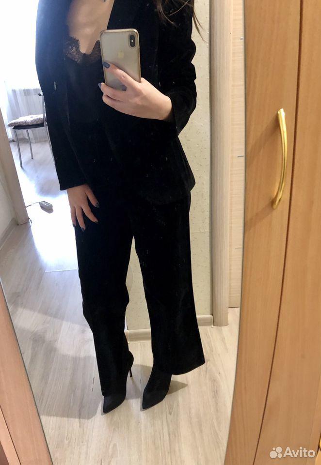 Брючный костюм женский  89021615490 купить 8