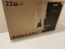Монитор Acer ET221Q IPS 22