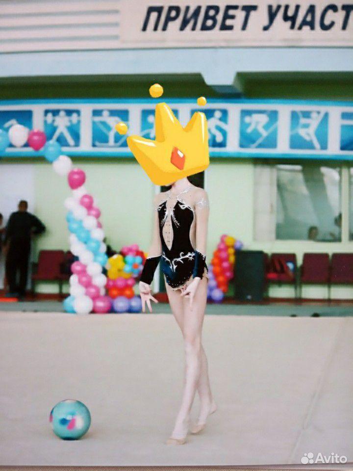 Купальник для художественной гимнастики  89372407500 купить 3