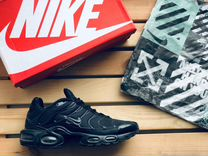 Nike Air Max TN Plus Black