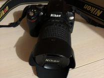 Фотоаппарат Nikon d40 18-135 AF-S Nikkor