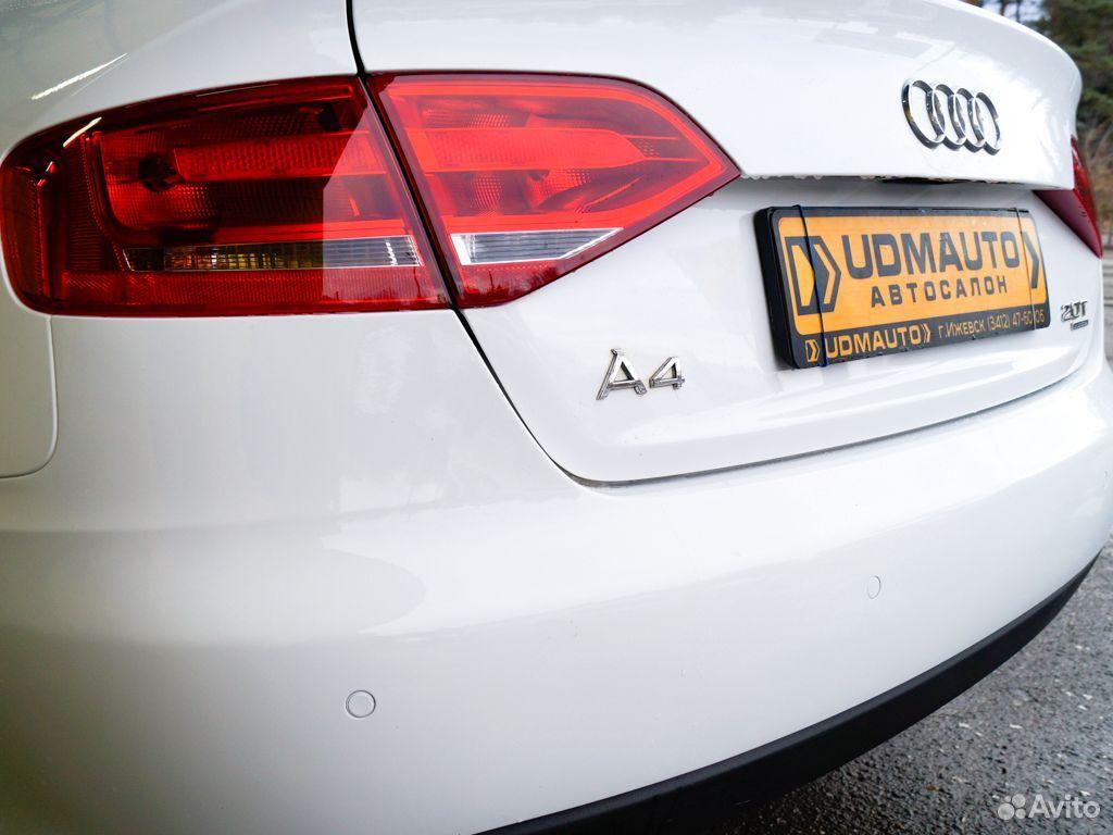 Audi A4, 2009  89508111811 купить 7