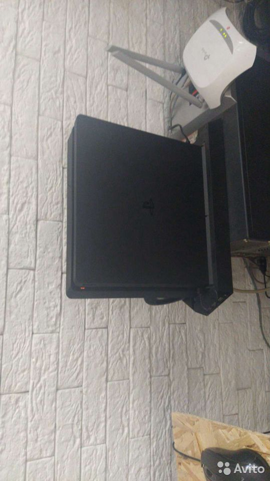 PS 4 слим  89143457532 купить 1