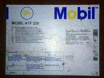 Масло Mobil ATF 220, agrifarm stou 10w30
