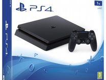 Sony Playstation 4 slim 1Tb.Новая. Гарантия. Обмен
