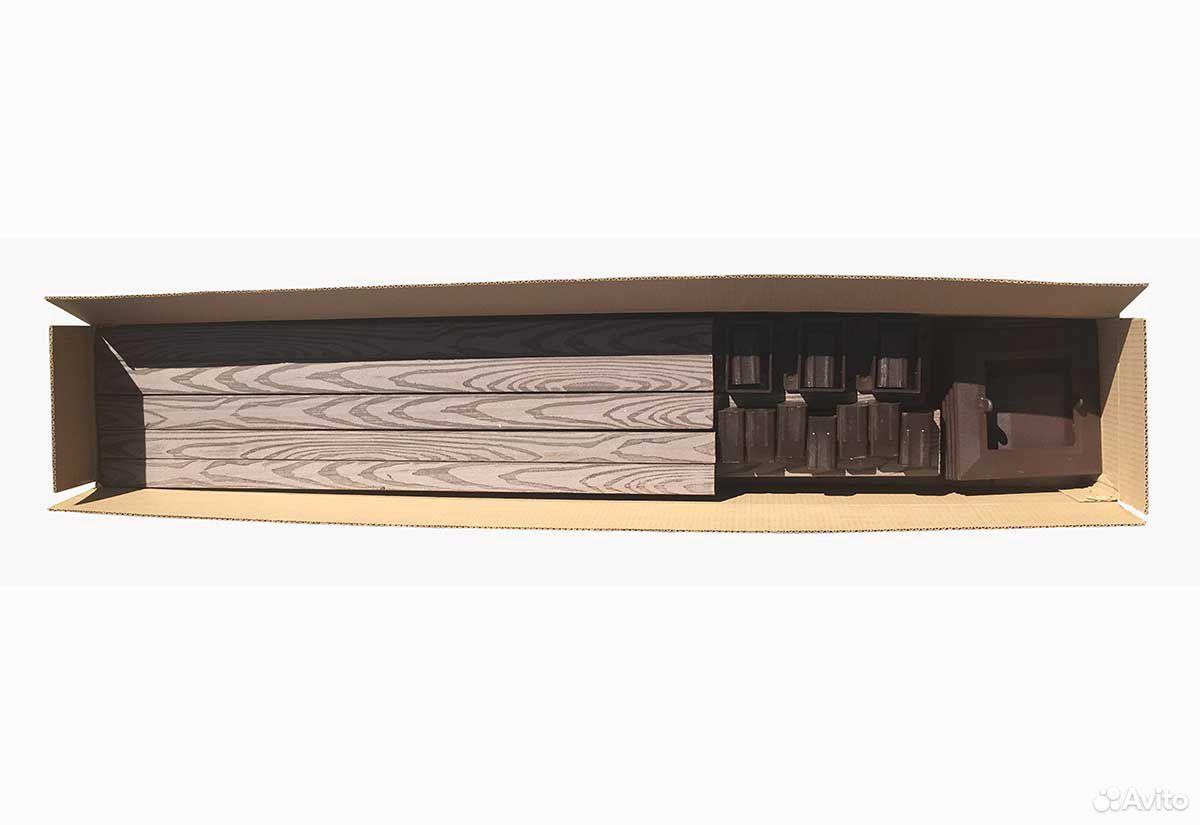 Секция ограждения Holzhof Woodstyle  89119320388 купить 5