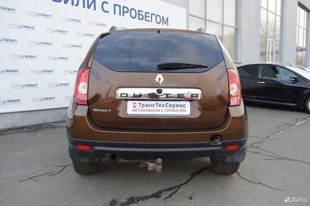 Renault Duster, 2013  83412650634 купить 6