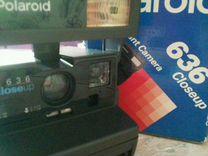 Фотоаппарат Поларойд 636 lnstant Camera