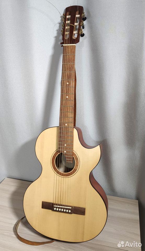 Гитара Высоцкий 7-струнная  89025647878 купить 1