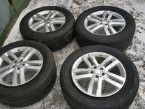 Mercedes x166 диски R19