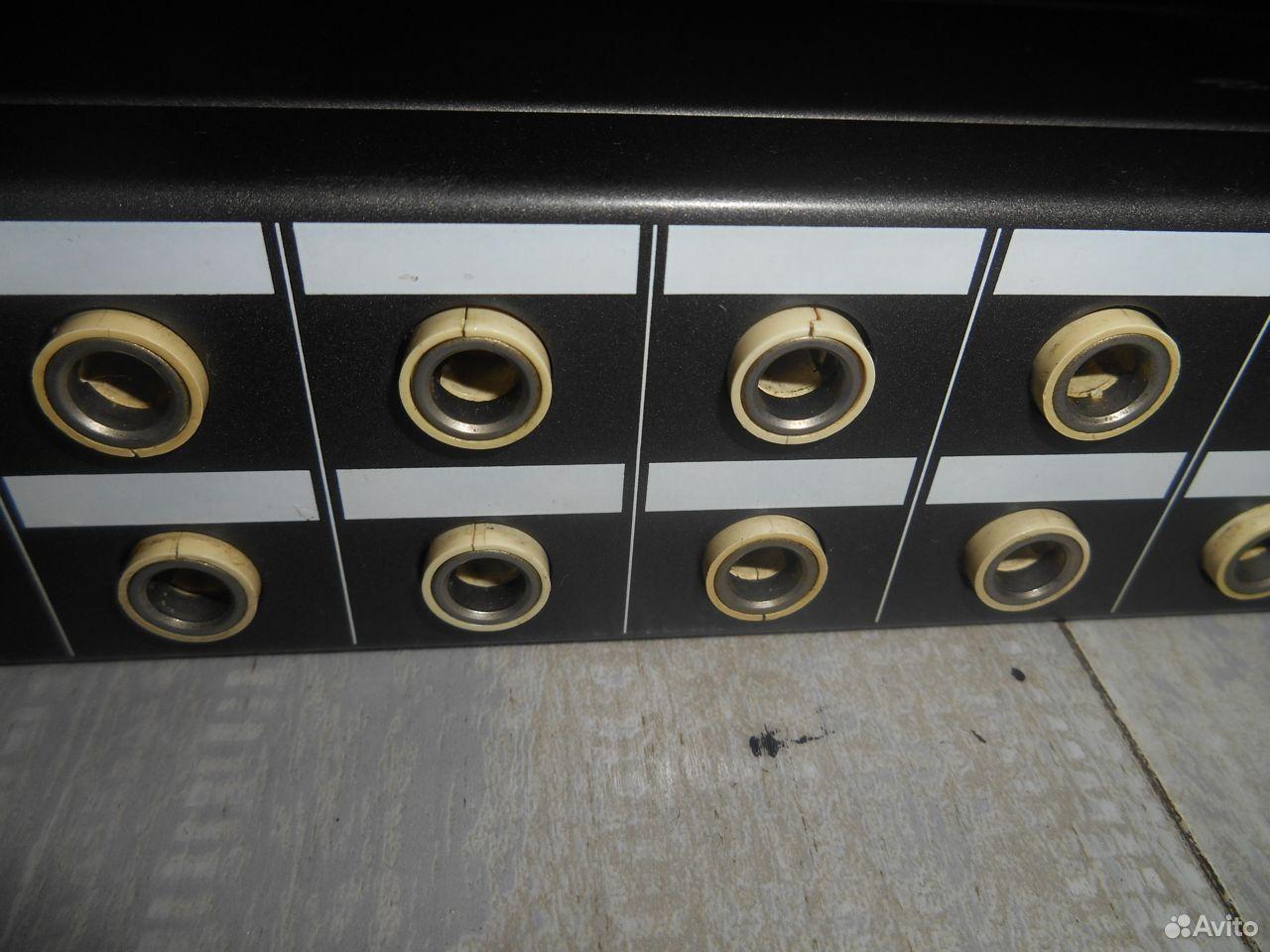 Патчбэй Tascam PB-32P  89147282024 купить 8