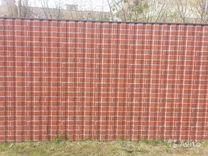 Оцинкованный профилированный лист 00187-заборный
