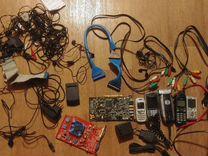 Провода, телефоны
