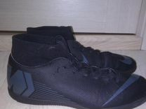Кеды Nike Mercurial engineered for speed