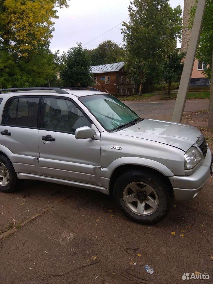 Suzuki Grand Vitara, 2000  89110406150 купить 2