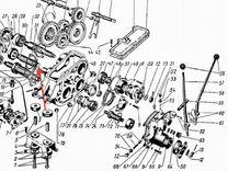 Вал промежуточный раздаточной коробки газ 69 — Запчасти и аксессуары в Челябинске