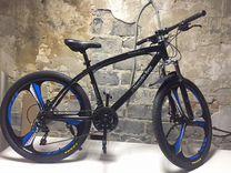 Велосипед BMW на литых дисках, фетбайк в наличии