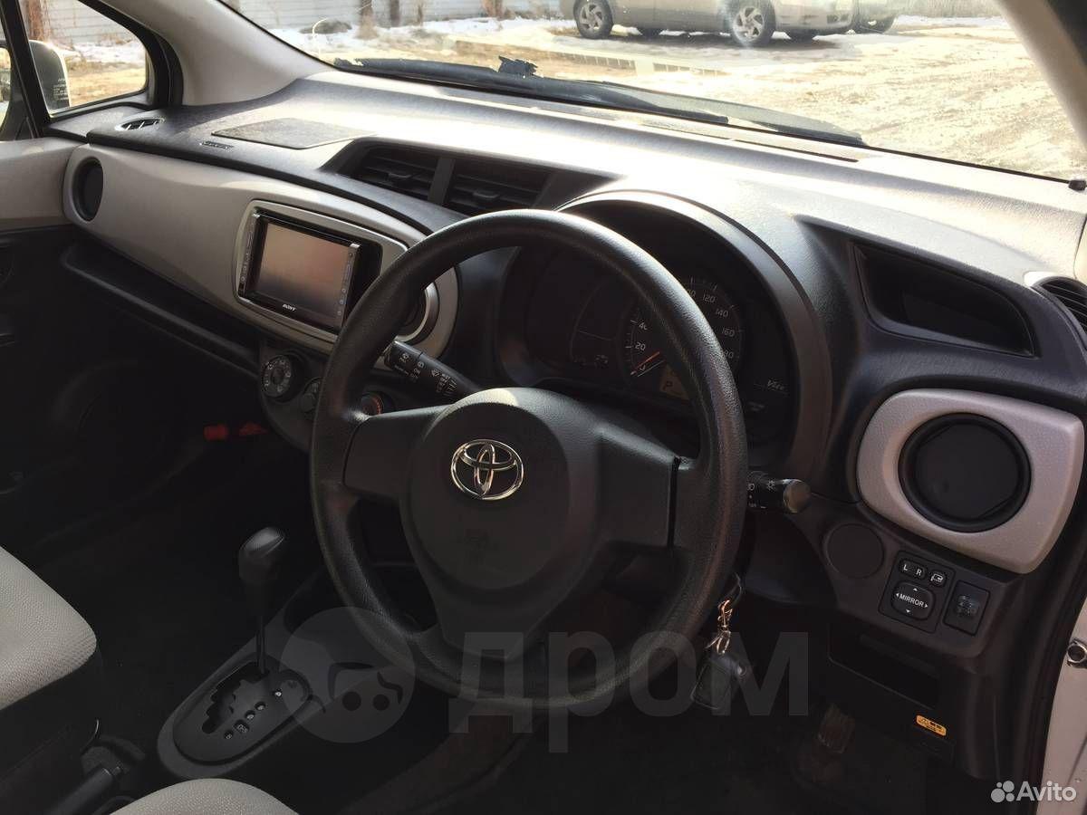 Toyota Vitz, 2011  89662715007 купить 9