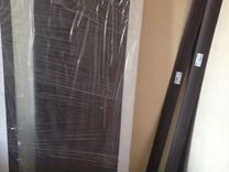 Дверь новая ламинированная в упаковке